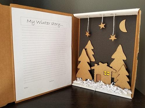 The Winter Story Box