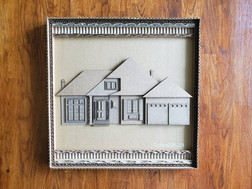 Cardboard Custom House S1 - @alinescardb
