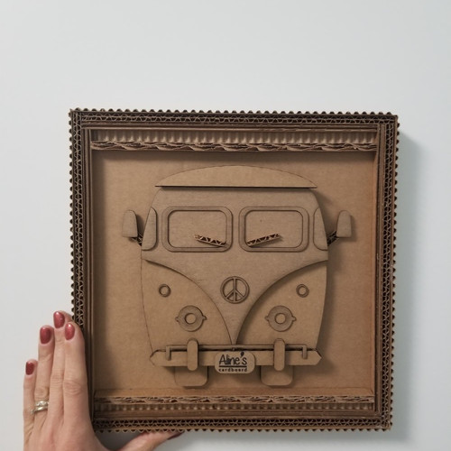 Cardboard_Frame_Vintage_Minivan_01_-_10x