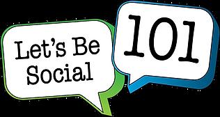 Lets-Be-Social-101-logo_use_on_non-white