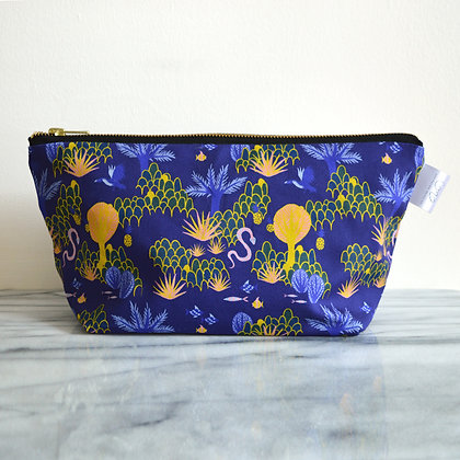 Judith's Garden Cosmetic Bag