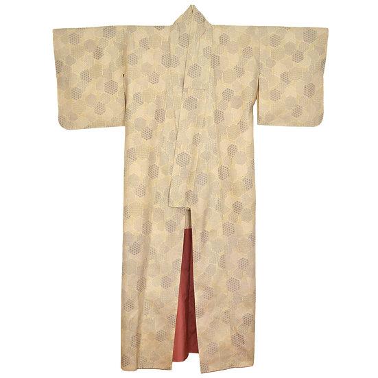Crema Vintage Kimono