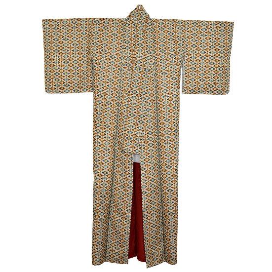 Floral Confetti Vintage Kimono