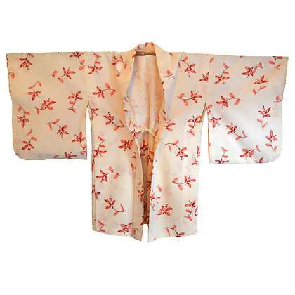 Fuchsia Vintage Haori