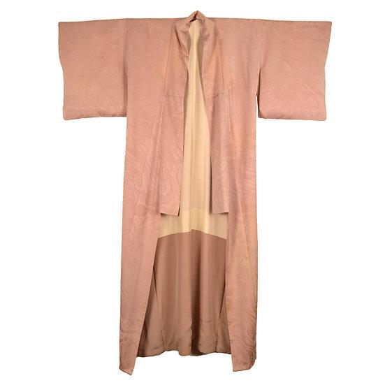 Pink Lady Vintage Kimono