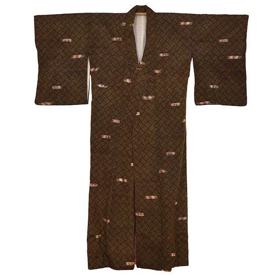 Caramel Vintage Kimono