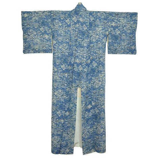 Shimabara Vintage Kimono