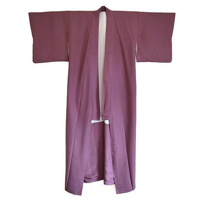 Purple Taro Vintage Kimono
