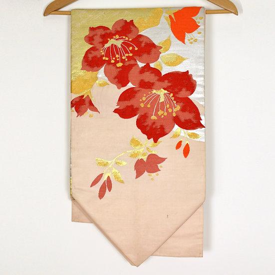 Floral Vintage Nagoya Obi
