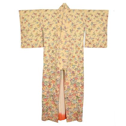 Wonderland Vintage Kimono