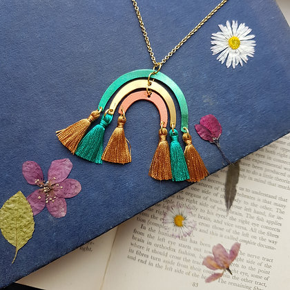 Indira Rainbow Necklace