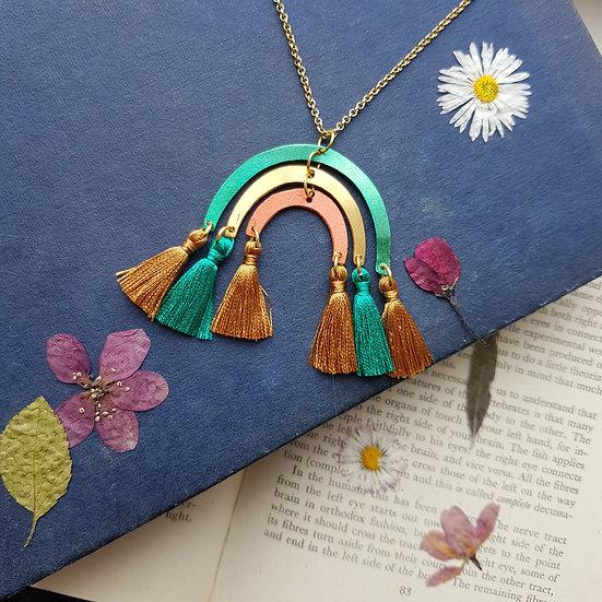 Indira Rainbow Necklace