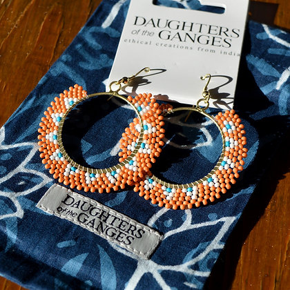 Lamya Bead Earrings