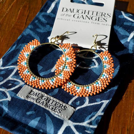 Lamya Bead Earrings