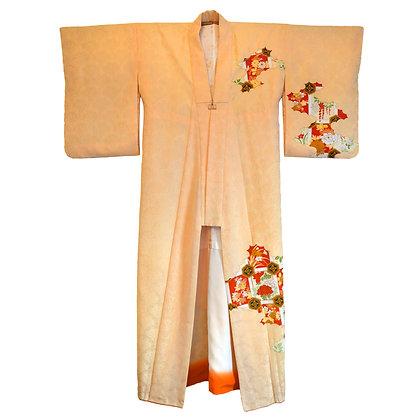 Fortress Vintage Kimono