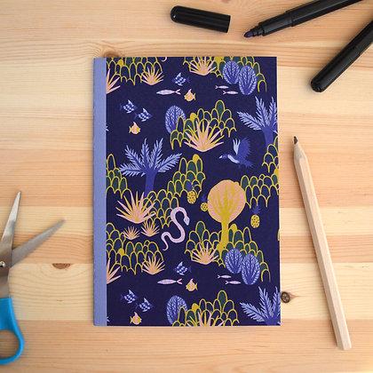 Judith's Garden Notebook - A5