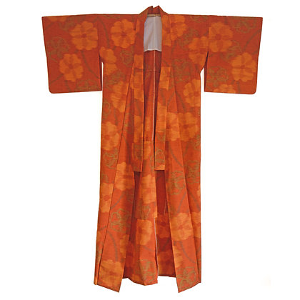 Marigold Vintage Kimono