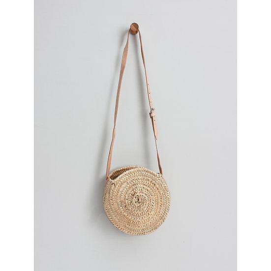 Round Shoulder Bag