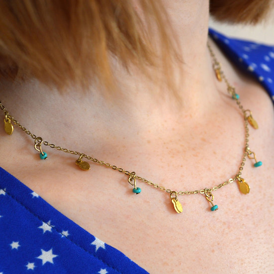 Komal Necklace