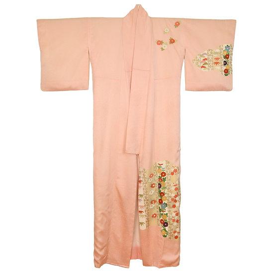 Spring Dream Vintage Kimono