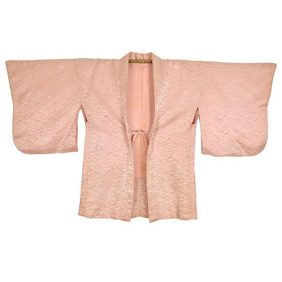 Rose Shimmer Vintage Haori