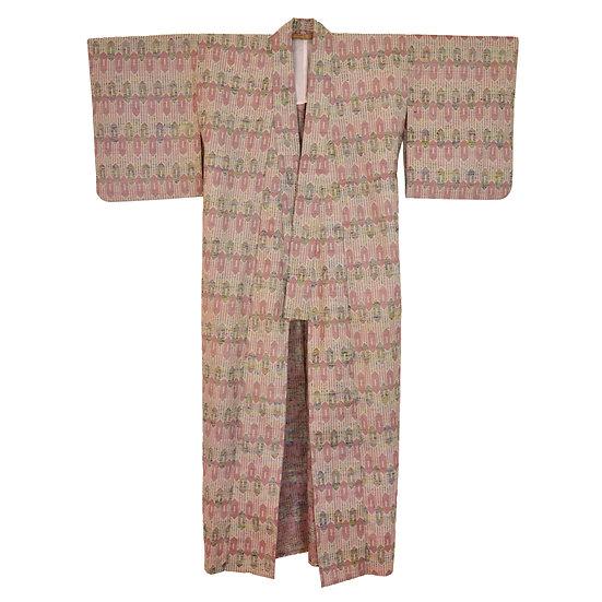Jazzie Vintage Kimono