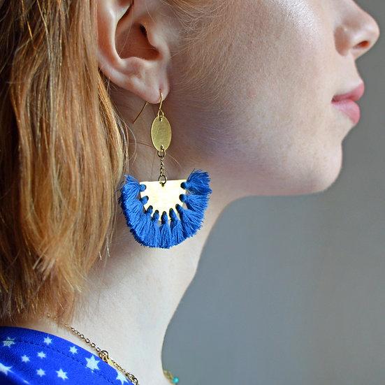 Laila Tassel Earrings