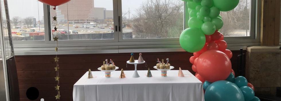 Cake Table Organic