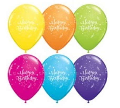 Happy Birthday 11inch