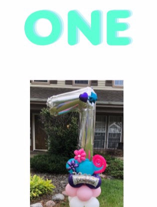 One Party Pole