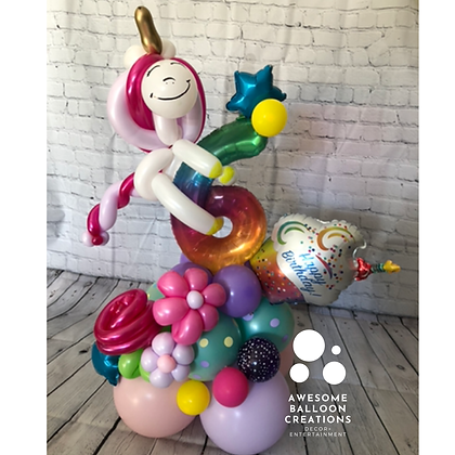 Whimsy Birthday Package