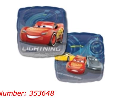 cars 18inch