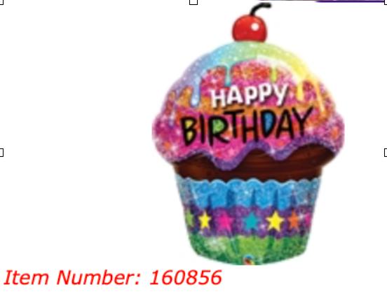 Cupcake Foil