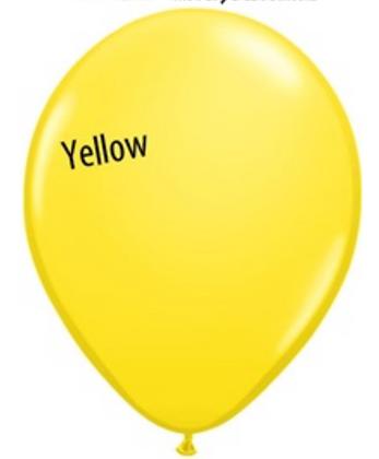 Yellow 11inch