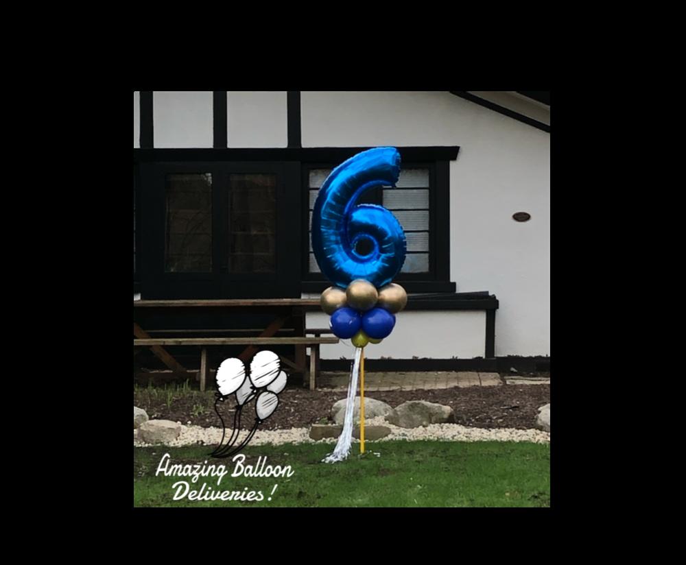 Yard Balloon- Age