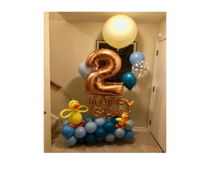 02-Rubber Ducky Balloon