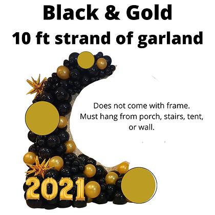 10ft Organic Garland.