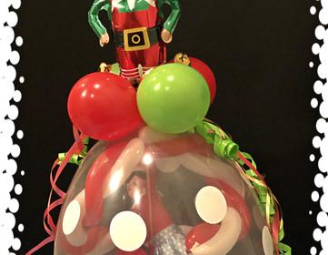 Stuffed Balloon -017