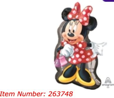 MinnieMouse Foil