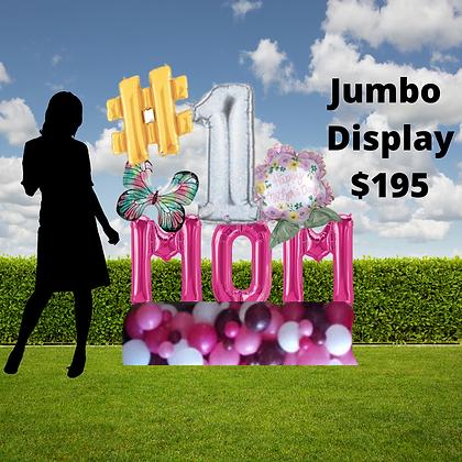 Mother's Day Jumbo Display