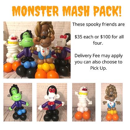 Monster Mash Pack