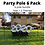 Thumbnail: Party Pole 6 Pack