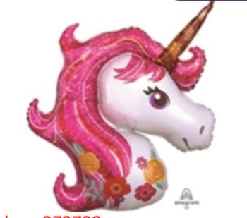 Unicorn Pink 38 inch