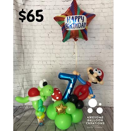 Mini Birthday Surprise & Cup