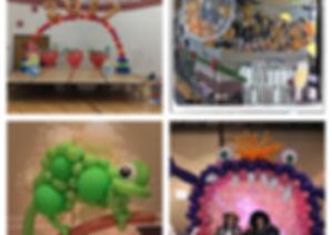 Chicago Balloon Deco