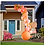 Thumbnail: 10ft Organic Garland Welcome Home Baby Yard Cards