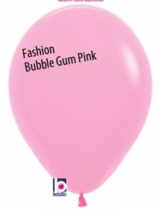 BubbleGum Pink11inch