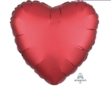 18 inch Red Heart Balloon