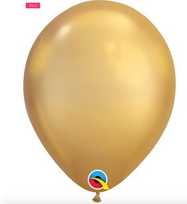 Chrome Gold 11 inch
