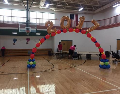 Graduation Link Arch-6